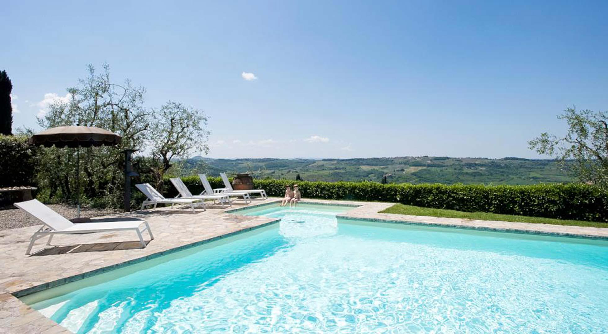 Agriturismo con piscina san casciano resort nel chianti villa i barronci resort spa - Agriturismo san gimignano con piscina ...